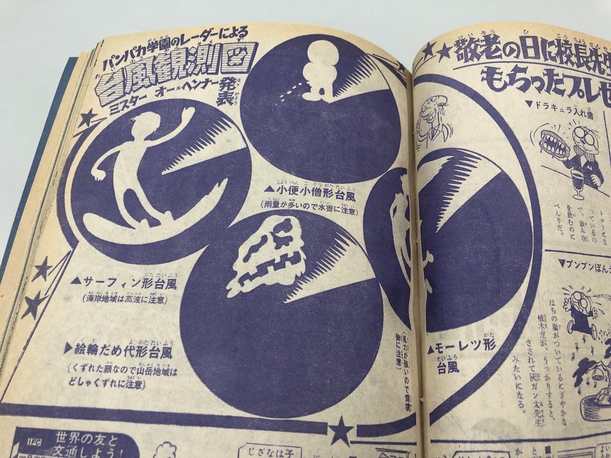 過去の「週刊少年マガジン」1967年9月28日号