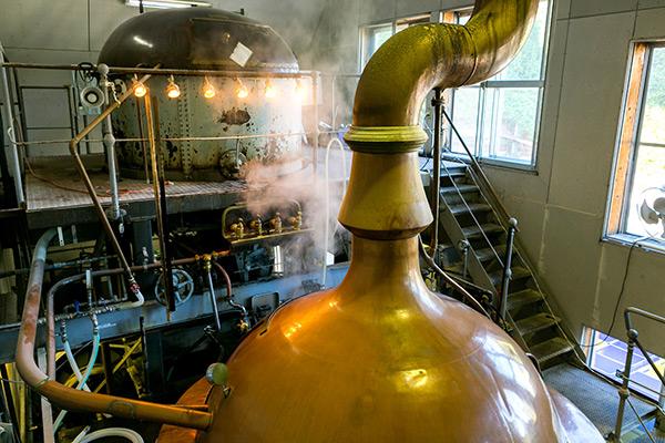ベアレン醸造所 設備