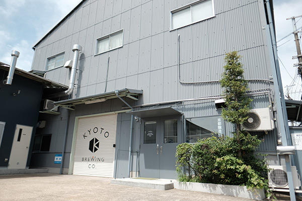 京都醸造 外観