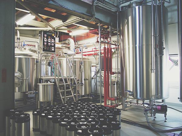 京都醸造 設備