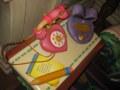 ミニーの電話とメモ