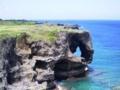 万座毛(沖縄県国頭郡恩納村)