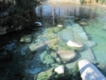 ヒエラポリス遺跡,温泉(デニズリ,トルコ)