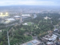Eureka Skydeck 88からの展望(メルボルン,オーストラリア)
