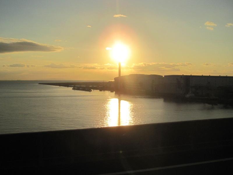 大阪湾(兵庫県,尼崎東海岸)
