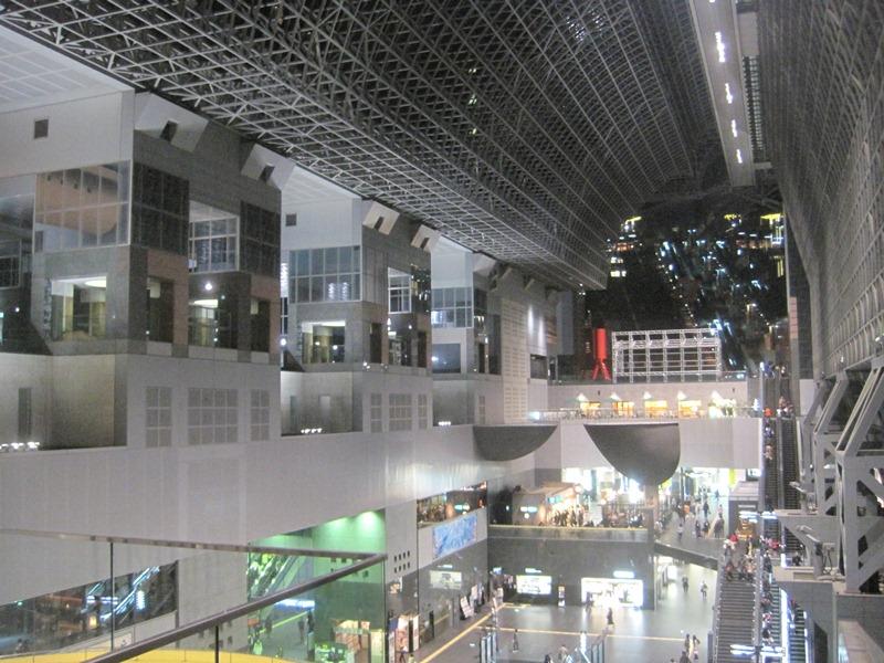 京都駅ビル(京都府京都市下京区)
