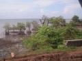 Situbondoの海岸(東ジャワ州,インドネシア)
