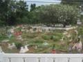 インドネシアのお墓(東ジャワ州,インドネシア)