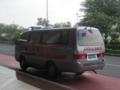 インドネシアの救急車(東ジャワ州,インドネシア)