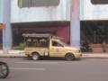 インドネシアのパトカー2(東ジャワ州,インドネシア)