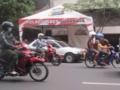 インドネシアのパトカー4(東ジャワ州,インドネシア)