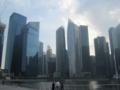 シカゴみたいなシンガポール(マリーナベイ,シンガポール)