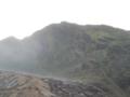 イジェン火山,山頂付近(東ジャワ州,インドネシア)