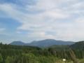 霧島連峰,韓国岳(写真中央奥)(鹿児島県・宮崎県)