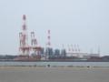 飛島ふ頭,コンテナターミナル(愛知県海部郡飛島村東浜)