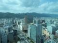 神戸市役所24階展望ロビーからの風景,三宮(兵庫県神戸市)