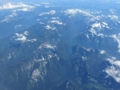 Mt.ベイカー国立森林公園上空(ワシントン州,USA)