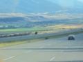 メリット北部の草原(ブリティッシュ・コロンビア州,カナダ)