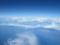 ノートン湾とシャクトゥーリク(中央)(アラスカ州,USA)
