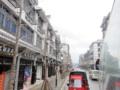Freudenberg風の中国の街(笑(中国重慶市奉節県興隆鎮の新市街)
