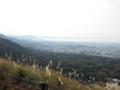 若草山からの眺め,天理市方向(奈良県)