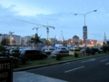 ニノイ・アキノ国際空港T3の前のホテル街(メトロ・マニラ,フィリピン)
