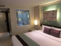 トランタウン唯一の高級ホテル(の一番安い部屋)(Rua Rasada Hotel,タイ)