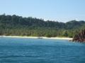 ンガイ島(ハイ島),南側(チャオマイ国立公園,トラン県,タイ)