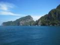 ムック島(チャオマイ国立公園,トラン県,タイ)