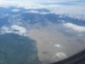 バエ湖東側(ラグナ州,カラバルソン地方,フィリピン)
