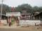 土楼の村の教会(中国福建省永定県湖杭鎮)