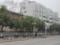 景徳鎮の街路灯(中国江西省景徳鎮市)