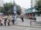 景徳鎮の歩行者用信号機(中国江西省景徳鎮市)