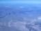 ネバダ核実験場(左上のエリア)(ネバダ州,USA)