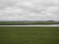 若爾蓋草原,九曲黄河第一湾(中国四川省アバ自治州若爾蓋県唐克郷)