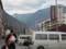 茂県市街(中国四川省アバ・チベット族チャン族自治州茂県)