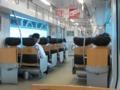 日豊本線,普通列車,地方は綺麗で良いですね(JR九州)