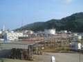 東燃ゼネラル石油和歌山工場(和歌山県有田市初島町浜)