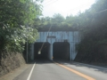 南紀白浜空港旧滑走路下のトンネル(和歌山県西牟婁郡白浜町)