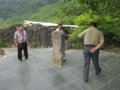 徳天瀑布の中越国境(中国広西チワン族自治区崇左市大新県&ベトナム)