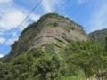 八角寨風景区への郷道の風景(中国広西チワン族自治区桂林市資源県)