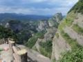 八角寨風景区(中国広西チワン族自治区桂林市資源県梅溪鄉)
