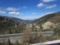 S303の道孚・八美間の風景(中国四川省甘孜藏族自治州道孚県龍灯郷)
