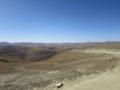 卡子拉山と理塘の間のG318(中国四川省甘孜州)