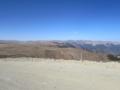 卡子拉山周辺のG318,道路の標高4500m(中国四川省甘孜州)