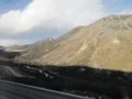 折多山峠越えのG318(中国四川省甘孜州康定県)
