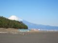三保の松原と富士山(静岡県)