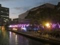 OSAKA光のルネサンス,シャイニング・オアシス(大阪市北区)