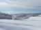 冬の美瑛パノラマロード(北海道上川郡美瑛町)