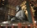 奈良の大仏,元旦深夜の無料開放(奈良県奈良市雑司町)